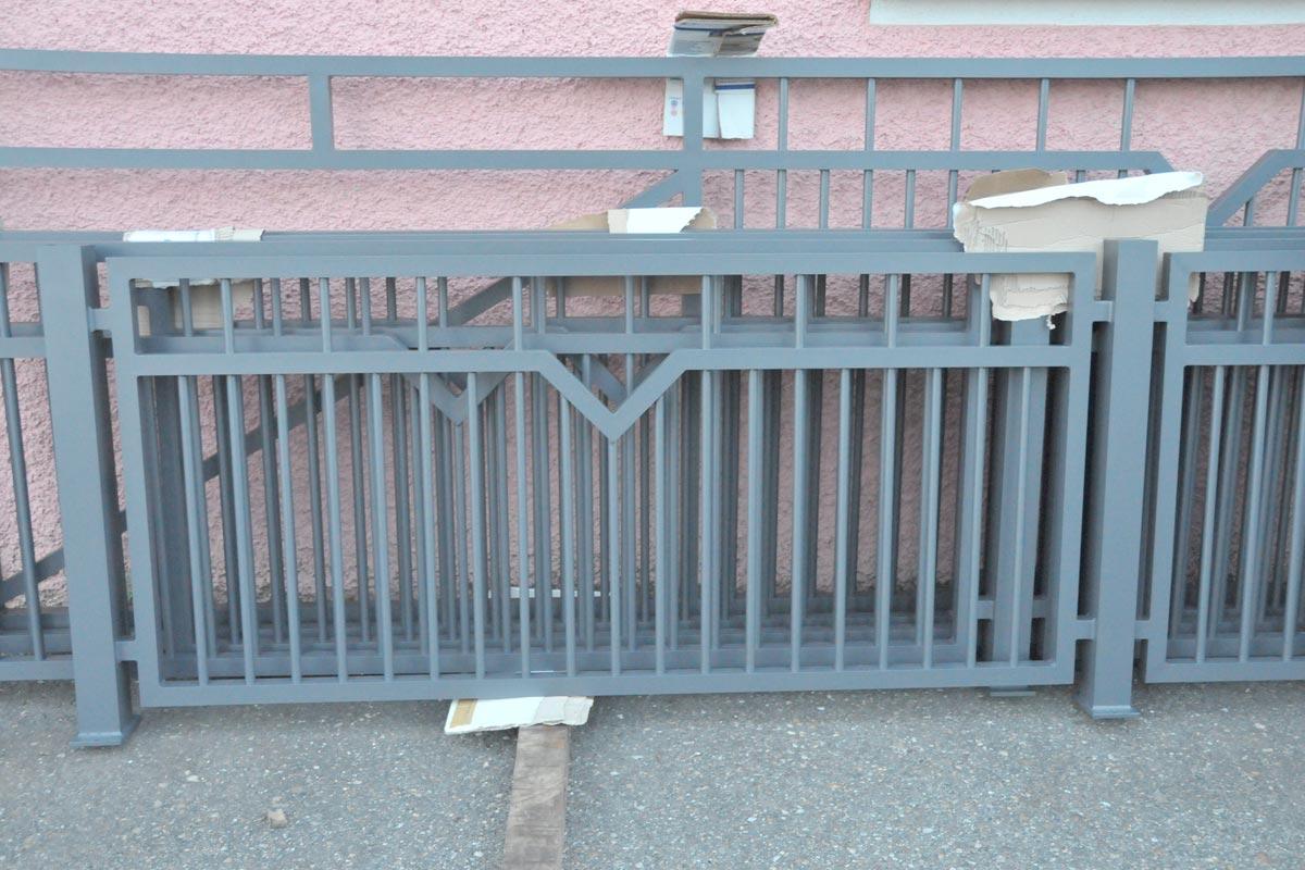 Specijalne ograde 15